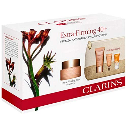 CLARINS EXTRA FIRMING DAY CREAM 50ML + EXTRA FIRMING NIGHT CREAM 15ML + 15ML EXTRA FIRMING MASK