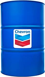 Chevron Rando HD ISO 46 - Anti Wear Hydraulic Oil Fluid, 55 Gallon Drum