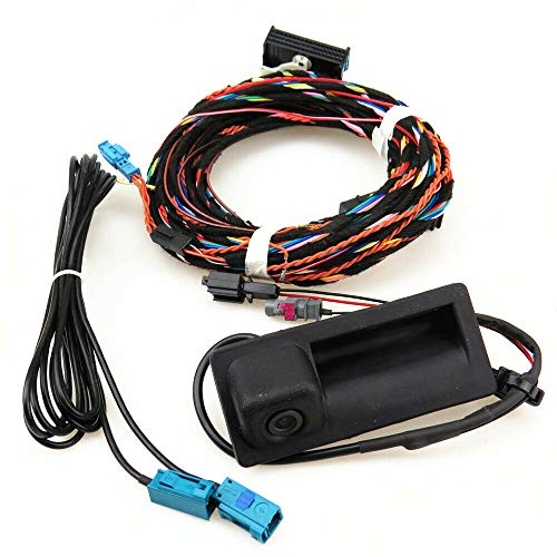 5ND 827 566 C Parking Reverse Camera Plug Harness for Tiguan A4 A7 Q5 A5