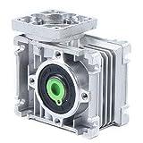 NEMA23-030 Worm Gear Speed Reducer Geared Ratio 50:1 fit Stepper Motor (NEMA23-030 50:1)