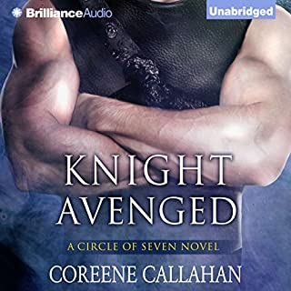 Knight Avenged cover art