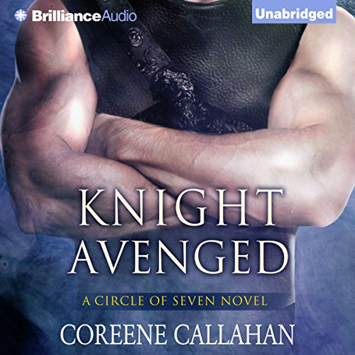 Knight Avenged audiobook cover art
