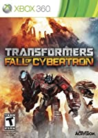 Transformers: Fall of Cybertron (輸入版:アジア) - Xbox360