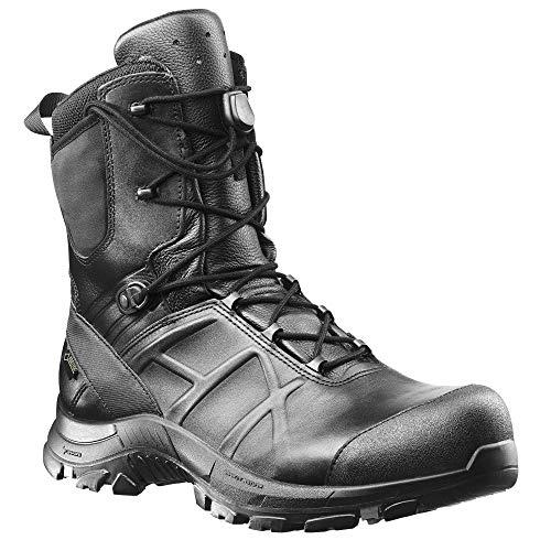Haix Black Eagle Safety 50 high Funktionelle Einsatzstiefel: Sicherheit für Polizei, Militär und Workwear. 42