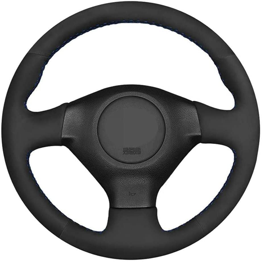 NIUASH Car Steering Max 79% OFF Wheel Cover Black Legacy Subaru 70% OFF Outlet Fit for Fore