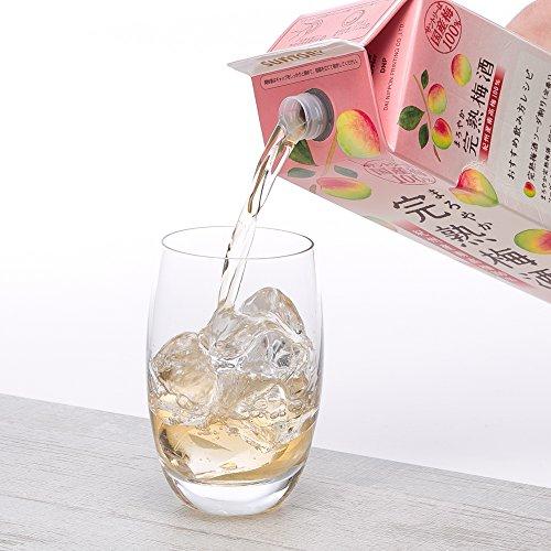 サントリー『まろやか完熟梅酒』