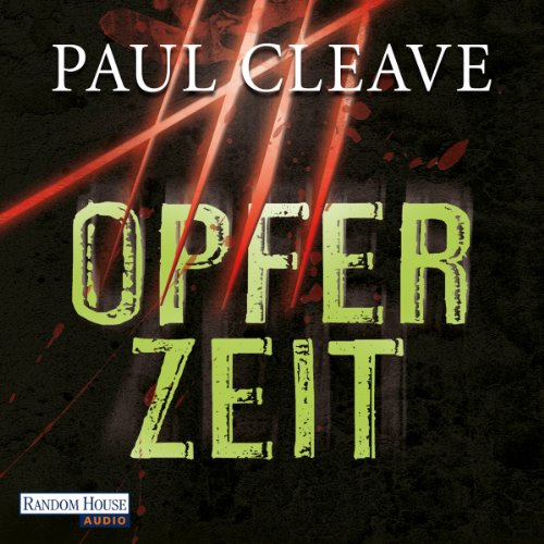 Opferzeit                   By:                                                                                                                                 Paul Cleave                               Narrated by:                                                                                                                                 Martin Keßler                      Length: 14 hrs and 26 mins     1 rating     Overall 5.0