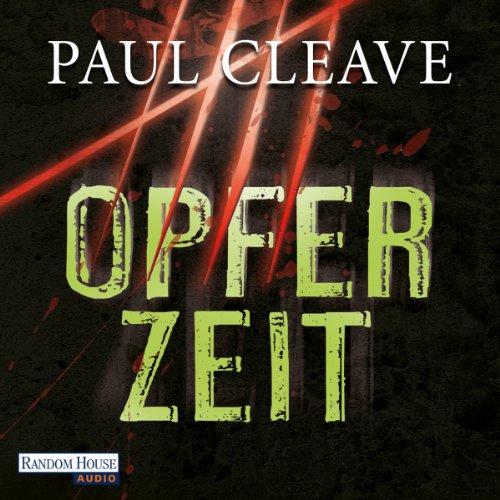 Opferzeit audiobook cover art