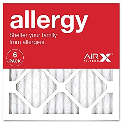 AiRx ALLERGY 16x25x1 Air Filters - 2