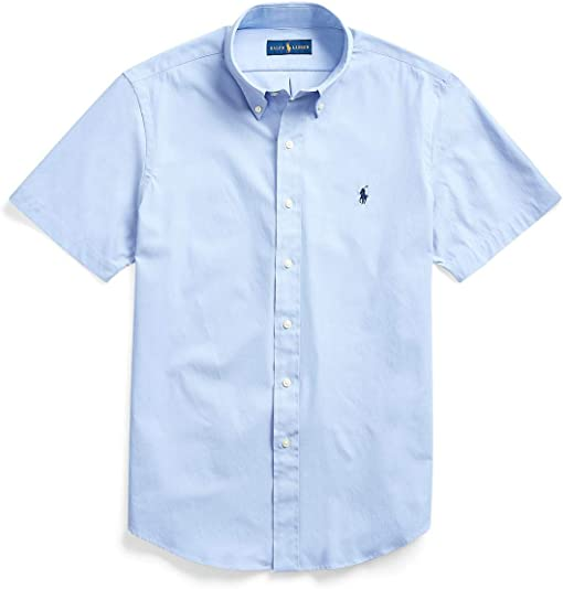 Dress Shirt Blue