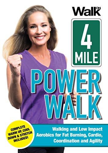 Walk On: 4-Mile Power Walk with Jessica Smith -...