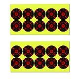 wingswinmax Splatter Target Sticker Shots Burst...