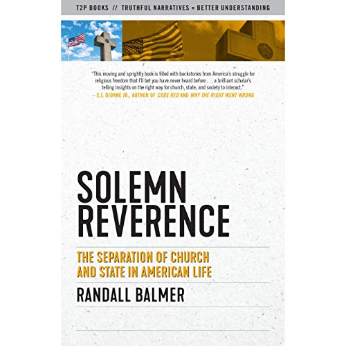 Solemn Reverence Audiobook By Randall Balmer cover art