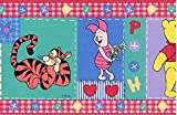 Disney Winnie The Pooh and Friends Wallpaper Border Imperial Piglet, Eeyore & Tigger