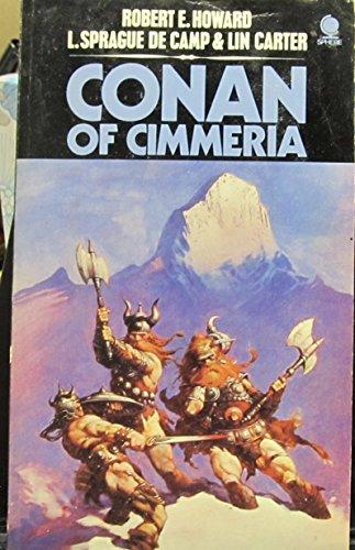 Conan of Cimmeria 0722147139 Book Cover