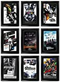 HWC Trading Poster mit Autogramm von The Fast and the