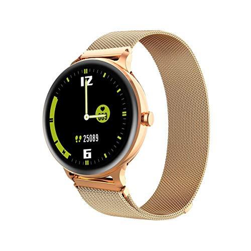 Blackview-X2 Dorado- Reloj Inteligente