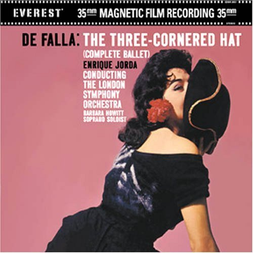 De Falla: 3 Cornered Hat (HDAD Plus)