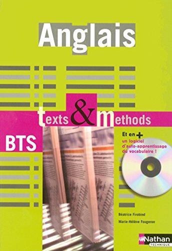 Anglais Texts & Methods > B2 - BTS Tertiaires 1 et 2