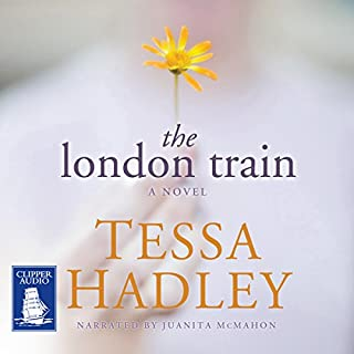 The London Train audiobook cover art