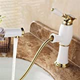 kk- Extendable <span class='highlight'>White</span> <span class='highlight'>Brass</span> gnome with <span class='highlight'>washbas<span class='highlight'>in</span></span> tap Bathroom with Brushed Cold Water Bathroom Bathroom <span class='highlight'>Washbas<span class='highlight'>in</span></span> with Cold Brushed Cold Copper Bas<span class='highlight'>in</span> Design <span class='highlight'>Faucet</span> Porcela<span class='highlight'>in</span> <span class='highlight'>Modern</span> Golden <span class='highlight'>White</span> Design