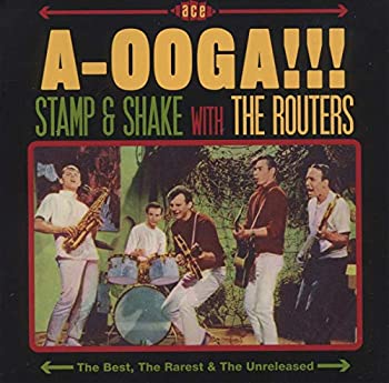 A-Ooga  Stamp & Shake with the Routers