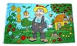 Fahne/Flagge Gartenfreund Garten 90 x 150 cm