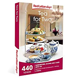 440 UK based afternoon tea experiences to indulge in Valid for 2 years from the date of purchase with free and unlimited exchange during this time A choice of breath taking UK locations to choose from From quality city hotels to beautiful country man...