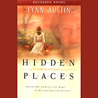 Hidden Places audiobook cover art