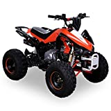 Kinder Quad 125 ccm orange/weiß Panthera - 4