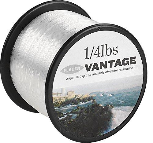 Fladen Vantage - Accesorio para el Cuidado del Carrete de Pesca, Color Transparente, Talla 14 LB