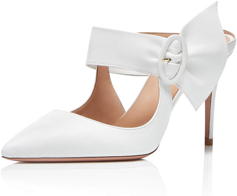 Damen Plateau Stiletto Schnalle Moderne Moderne Spitze Zehe,MWOOOK-469 Klub Party Freizeit Hochzeit Abend Schuhe  willkommen zu wählen