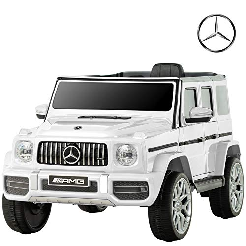 Uenjoy 12V Licensed Mercedes-Benz G63...