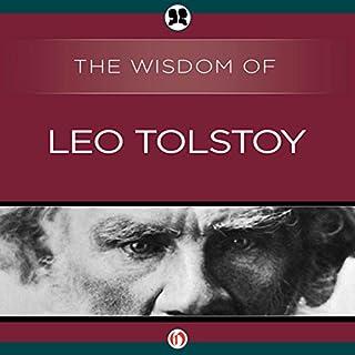 Wisdom of Leo Tolstoy cover art