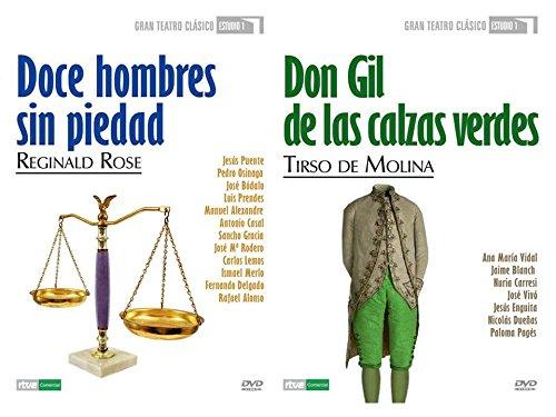OFERTA NAVIDAD PACK REGALO - 10 DVD's Teatro ESTUDIO 1