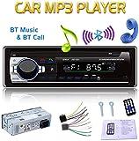 SWM Jsd-52012V Bluetooth Car Radio FM stéréo MP3Lecteur Audio 5V Chargeur USB/SD/AUX Auto Electronics Caisson de Basses 1DIN Autoradio