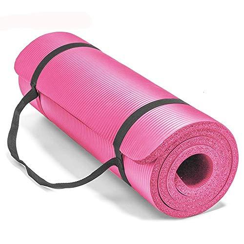ZENING Esterilla de ejercicio extra gruesa de 20 mm para yoga, pilates, meditación, aeróbico, gimnasio y fitness