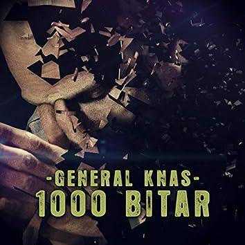 1000 Bitar