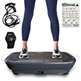 skandika Vibration Plate Home V1 Twin Engine -...