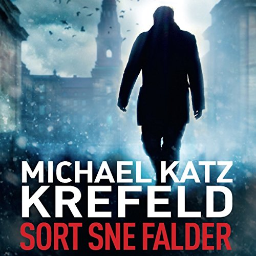 Sort sne falder audiobook cover art