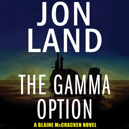 The Gamma Option audiobook cover art