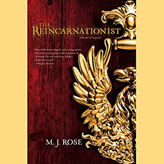 The Reincarnationist                   By:                                                                                                                                 M. J. Rose                               Narrated by:                                                                                                                                 Christian Rummel                      Length: 12 hrs and 43 mins     200 ratings     Overall 3.1