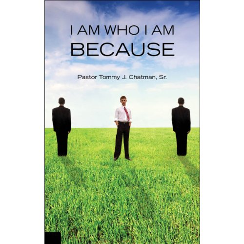 I Am Who I Am Because... cover art