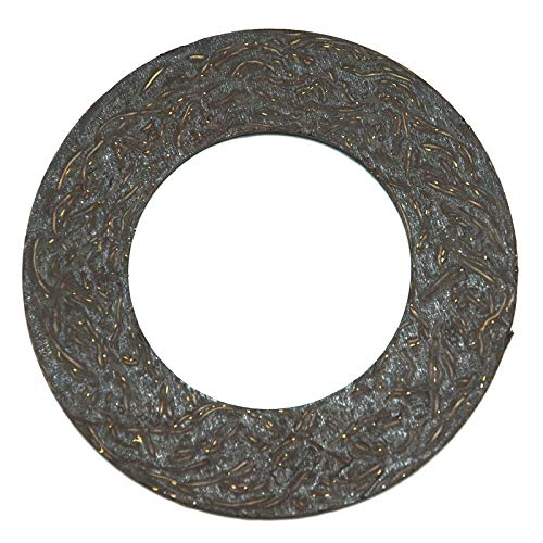 """4 of Slip Clutch Friction Disc Plate ID 3.375"""" w/ 5.5"""" OD & Thickness .125"""" Farmer Bob's Parts FP5533"""