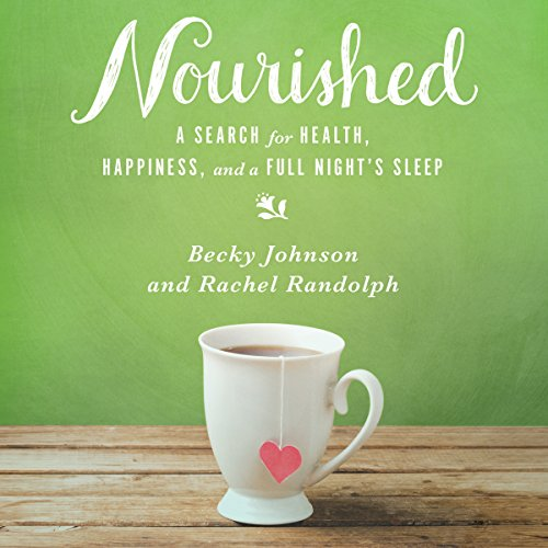 Nourished audiobook cover art