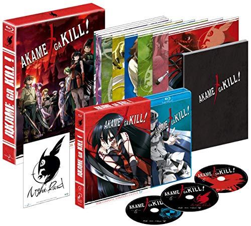 Akame ga Kill! - Serie Completa (Edición Coleccionista) [Blu-ray]