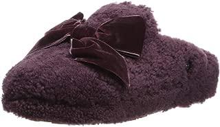 Women's W Addison Velvet Bow Slipper