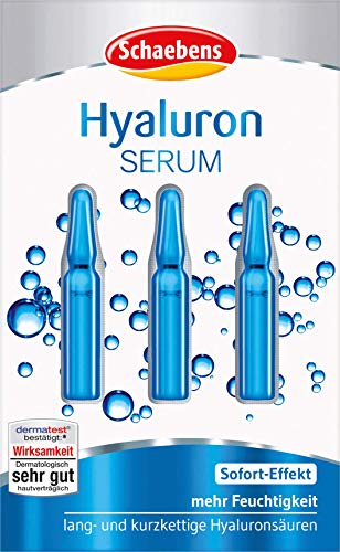 Schaebens Hyaluron Serum, 3 ml