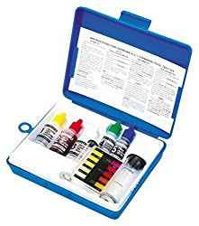 HydroTools by Swimline Four-in-One Pool Water Test Kit