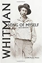 Song of Myself: 1855 Edition (S4N Pocket Poems) (Volume 1)